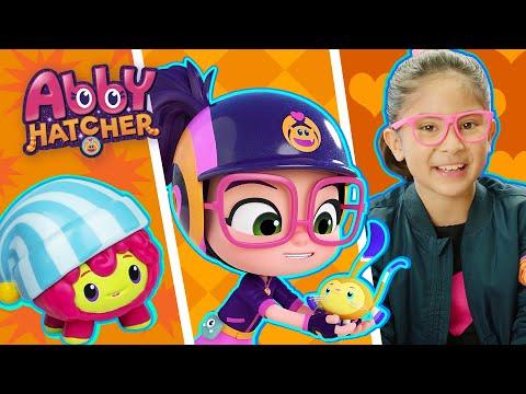 Abby Hatcher Episode 29 Princess Flugs New Pet Paw Patrol